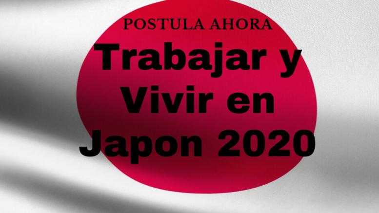 TRABAJAR Y VIVIR EN JAPÓN
