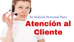 atención al cliente